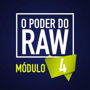 Curso online O Poder do RAW com Daniel Farjoun -