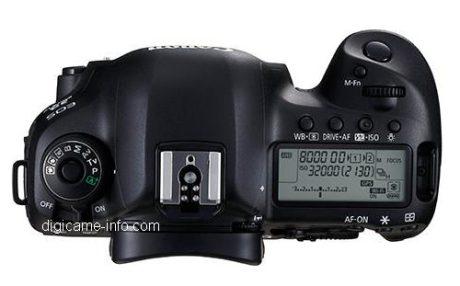 Canon 5D mark IV - Cima