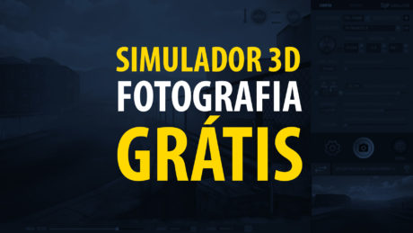 simulador 3d de fotografia